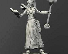 3D printable model Fantasy Female Priest