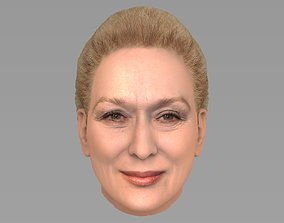 Meryl Streep 3D