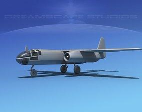 3D Arado AR 234B Blitz VBM
