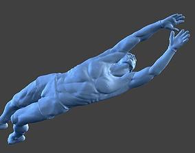 3D print model Goalier