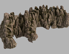 Hongri Taoist Temple-Gravel Cave 3D model