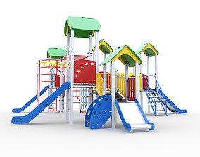 playground Playground for children 3D
