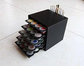 PaintBox for Numero d Art 3D print model
