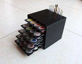 PaintBox for Numero d Art 3D print model