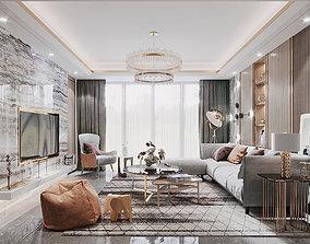 sitting room design 3D