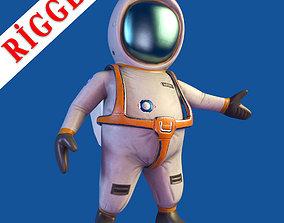 Astro 3D asset