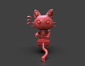 3D printable model Gamer Cat