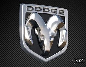 3D Dodge Emblem