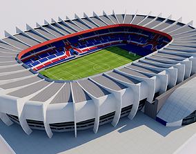 3D Parc des Princes - Paris Saint Germain PSG