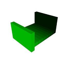 3D print model business Business Card Holder
