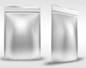 Plastic Bag 3D asset