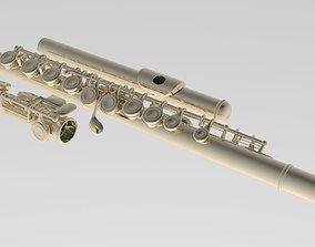 3D Flute
