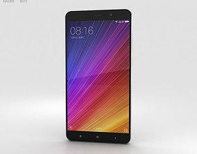 Xiaomi Mi 5s Plus Gray 3D model
