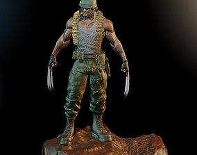 3D printable model LOGAN SOLDIER