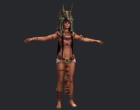3D model God Of Death