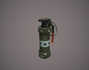 Flashbang M-84 3D model