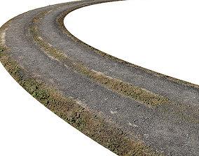 3D Ultra realistic Road Scan