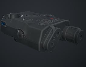 TacticalBlock Eotech Peq-15 3D model