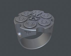 Revlover Series - No 002 3D Print Model
