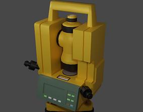 3D asset Theodolite