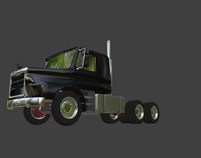 Scania T142 3D model