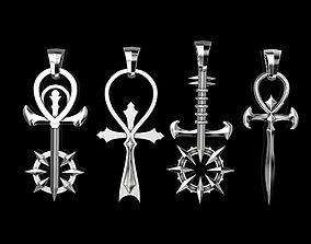 3D printable model VTM pendant collections