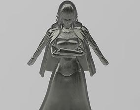 Fubuki - One Punch Man 3D print model