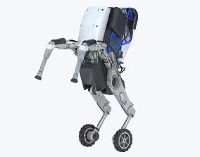 Handle Robot Boston Dynamics 3D asset