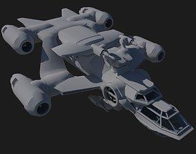 3D asset G86 Cargo Transport