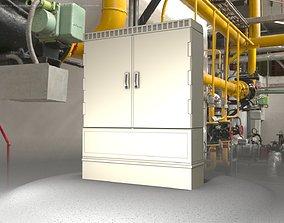3D asset Electrical Distribution Cabinet 28