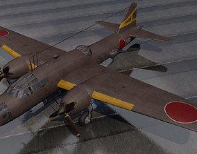 Mitsubishi Ki-67 Hiryu - aka Peggy 3D