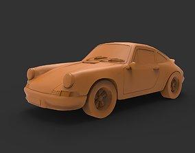 Porsche 911 Carrera RS 3D print model