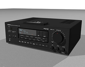 Stereo Receiver With Remote - Onkyo TX515PRO 3D model