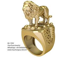 1956 LionKing Ring 3D printable model