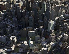 City 40 3D asset