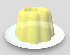 3D model CC0 - Jelly
