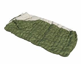 3D sleep bag
