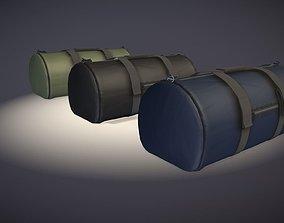 Duffle Bag 3D model