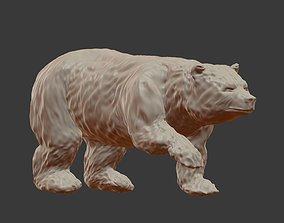 Sculpt Bear 3D print model