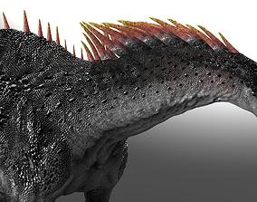 Amargasaurus 3D asset