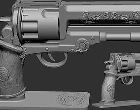 The Samarithan gun 3D print model