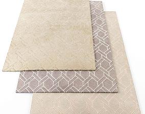 3D asset Asiatic Nexus rugs