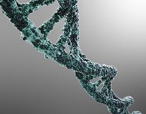 DNA strand 3D