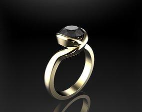 ring 3d print model J149