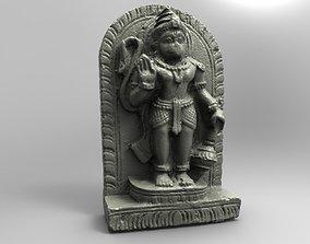 3D print model Hanuman