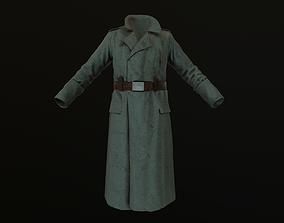 Coat 6 3D asset