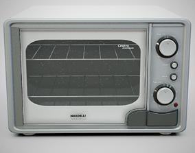 3D model Oven - Nardelli Calabria Clean
