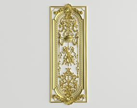 Classic decor ornament v-10 3D model