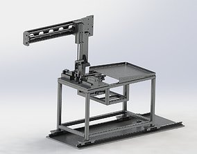 3D Feeding manipulator