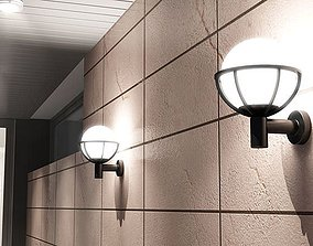 External Lamps Collection 3D